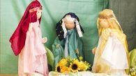 """Zum Kirchberger Büchermarkt meldet sich die Marionettenbühne endlich wieder zurück! Inzwischen hat ja die Stiftung """"Haus der Bauern"""" das Kirchberger Schloss übernommen und die Marionettenbühne hat einen neuen Raum darin […]"""